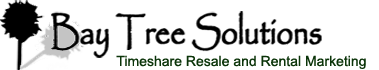 Sell Timeshare or Shop Timeshares for Sale and Rent at Bay Tree Solutions