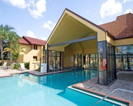 Legacy Vacation Club Orlando - Spas, Kissimmee, Florida ...