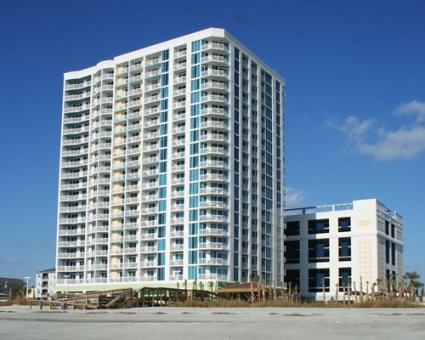Wyndham Towers On The Grove North Myrtle Beach Sc