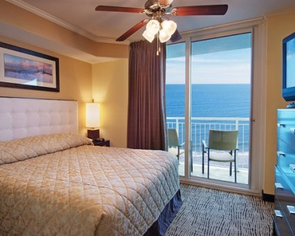 Wyndham Vacation Resorts Towers On The Grove At North Myrtle Beach 1 Bedroom Timeshare Rental