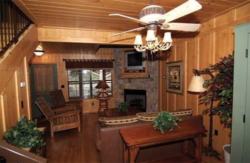 The cabins at green mountain timeshare for sale
