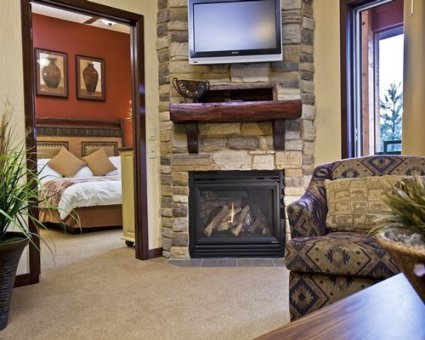 Wyndham glacier canyon wisconsin dells timeshare
