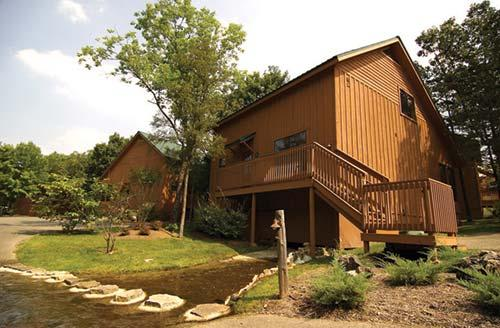 ... The Cabins At Green Mountain Resort Branson Mo ...