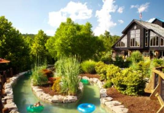 Bluegreen wilderness club at big cedar lazy river