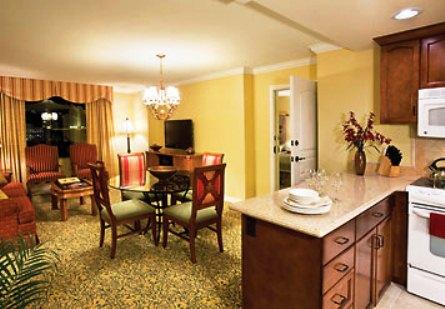 Marriott grand chateau 2 bedroom villa
