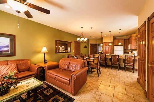 ... Westgate Smoky Mountain Resort At Gatlinburg Dining And Kitchen View ...